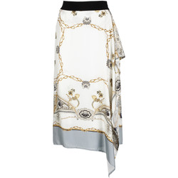 Oblečenie Ženy Sukňa Café Noir JO6080 Biely