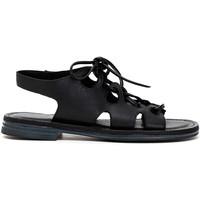 Topánky Ženy Sandále Café Noir HG1550 čierna
