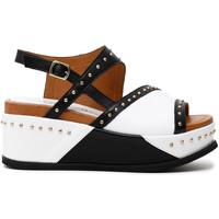 Topánky Ženy Sandále Café Noir HH1380 Biely