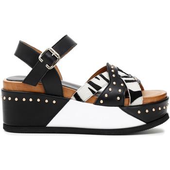 Topánky Ženy Sandále Café Noir HH1390 čierna