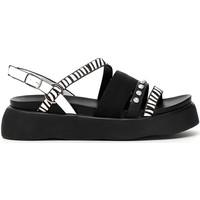 Topánky Ženy Sandále Café Noir HL9370 čierna