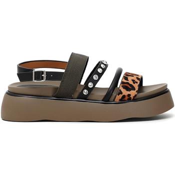 Topánky Ženy Sandále Café Noir HL9390 Hnedá
