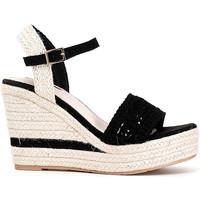 Topánky Ženy Sandále Café Noir XK9302 čierna