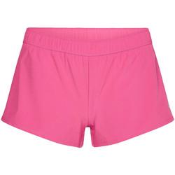 Oblečenie Ženy Šortky a bermudy Calvin Klein Jeans 00GWF0S801 Ružová