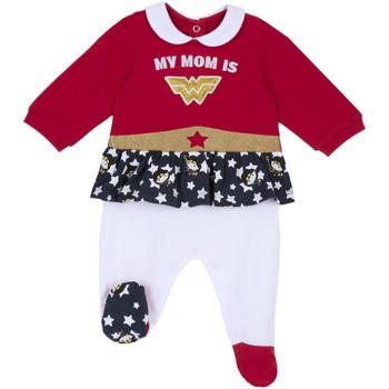 Oblečenie Deti Módne overaly Chicco 09002136000000 Červená