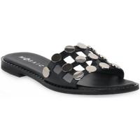 Topánky Ženy Šľapky Mosaic NERO 500 Nero