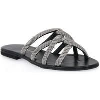 Topánky Ženy Šľapky Mosaic IMPRESS Nero
