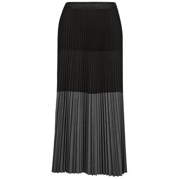 Oblečenie Ženy Sukňa Ikks COLUMBA Čierna
