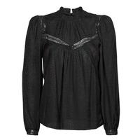 Oblečenie Ženy Košele a blúzky Ikks CHANFE Čierna
