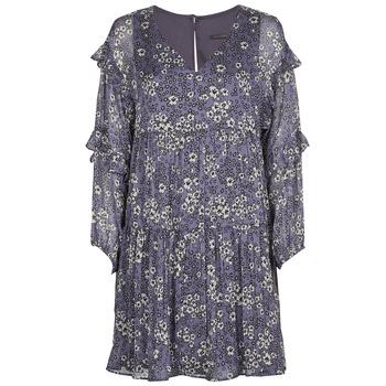 Oblečenie Ženy Krátke šaty Ikks FRENNU Modrá