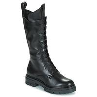 Topánky Ženy Čižmy do mesta Mjus BEATRIX HIGH Čierna