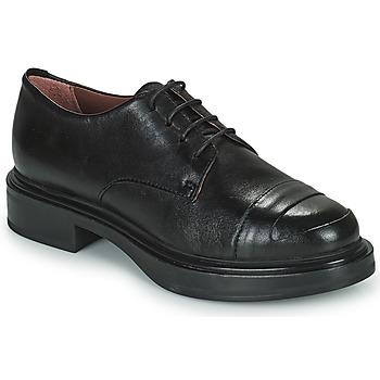 Topánky Ženy Derbie Mjus MORGANA DERBY Čierna