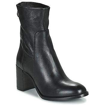 Topánky Ženy Čižmičky Mjus NITRO Čierna