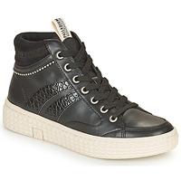 Topánky Ženy Členkové tenisky Palladium Manufacture TEMPO 03 SYN Čierna