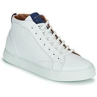 Topánky Muži Členkové tenisky Schmoove SPARK MID Biela
