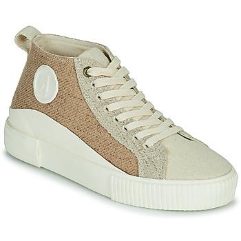 Topánky Ženy Členkové tenisky Armistice FOXY MID LACE W Béžová