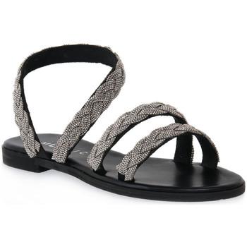 Topánky Ženy Sandále Mosaic NERO BRAIDS Nero