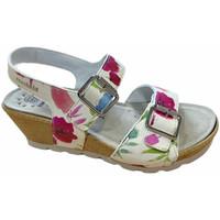 Topánky Ženy Sandále Mephisto MEPHALYCEfiori bianco