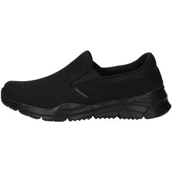 Topánky Muži Slip-on Skechers 232017 BLACK