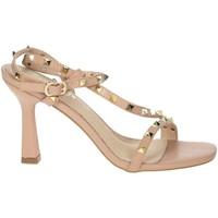 Topánky Ženy Sandále Gold & Gold GP49 Light dusty pink