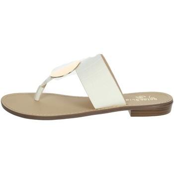 Topánky Ženy Žabky Gold & Gold GL632 White