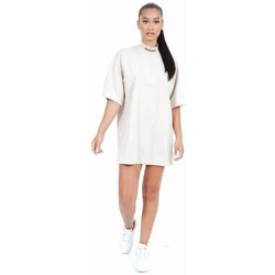 Oblečenie Ženy Krátke šaty Sixth June Robe femme  Col Rond beige
