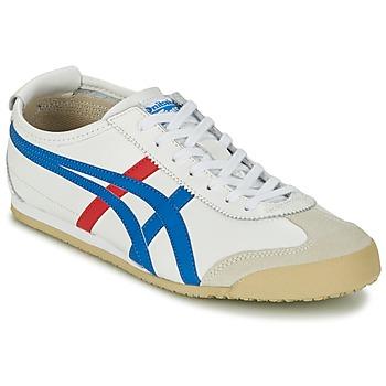 Topánky Nízke tenisky Onitsuka Tiger MEXICO 66 Biela / Modrá / Červená