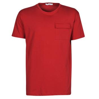 Oblečenie Muži Tričká s krátkym rukávom Yurban ORISE Červená