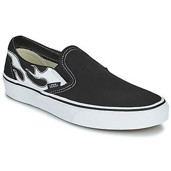 Topánky Slip-on Vans CLASSIC SLIP ON Čierna