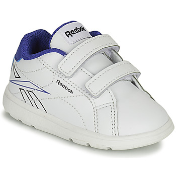 Topánky Chlapci Nízke tenisky Reebok Classic RBK ROYAL COMPLETE Biela / Modrá