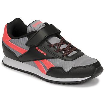 Topánky Chlapci Nízke tenisky Reebok Classic REEBOK ROYAL CLJOG Čierna / Červená