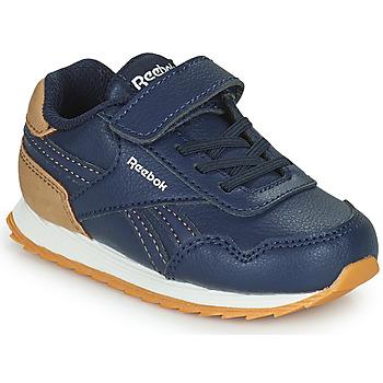 Topánky Chlapci Nízke tenisky Reebok Classic REEBOK ROYAL CLJOG Námornícka modrá / Hnedá