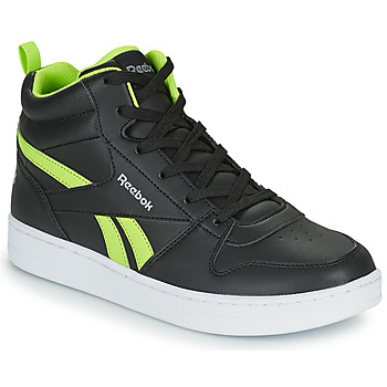 Topánky Deti Členkové tenisky Reebok Classic REEBOK ROYAL PRIME Čierna / Žltá