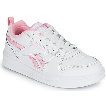 Topánky Dievčatá Nízke tenisky Reebok Classic REEBOK ROYAL PRIME Biela / Ružová