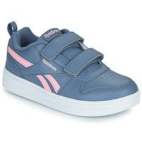 Topánky Dievčatá Nízke tenisky Reebok Classic REEBOK ROYAL PRIME Námornícka modrá / Ružová