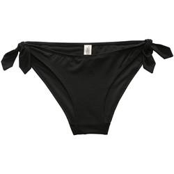 Oblečenie Ženy Plavky kombinovateľné Underprotection RR2007 ALEXIA BIKINI BRIEF BLK Čierna