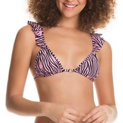 Oblečenie Ženy Plavky kombinovateľné Maaji 2265STR005 650 Ružová
