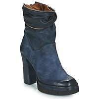 Topánky Ženy Čižmičky Airstep / A.S.98 BLOC ZIP Modrá