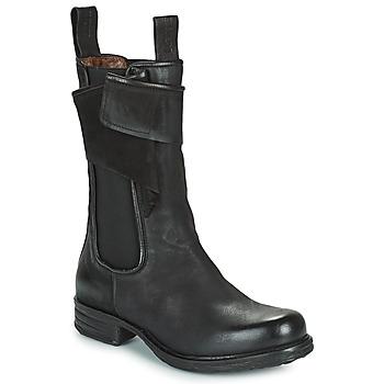 Topánky Ženy Polokozačky Airstep / A.S.98 SAINTEC CHELS Čierna