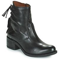Topánky Ženy Polokozačky Airstep / A.S.98 OPEA LACE Čierna