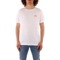 Oblečenie Muži Tričká s krátkym rukávom Refrigiwear JE9101-T27100 WHITE
