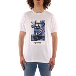 Oblečenie Muži Tričká s krátkym rukávom Refrigiwear JE9101-T24400 WHITE