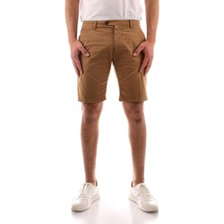Oblečenie Muži Šortky a bermudy Roy Rogers P21RRU087C9250112 BEIGE