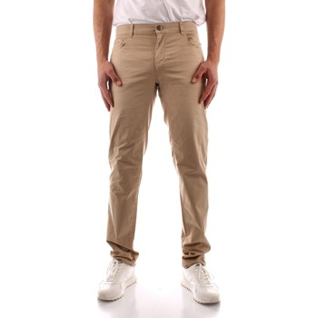 Oblečenie Muži Nohavice Chinos a Carrot Trussardi 52J00007 1T005015 BEIGE