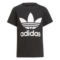 Oblečenie Deti Tričká s krátkym rukávom adidas Originals CHANTIS Čierna