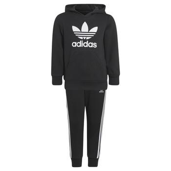 Oblečenie Deti Súpravy vrchného oblečenia adidas Originals SOURIT Čierna