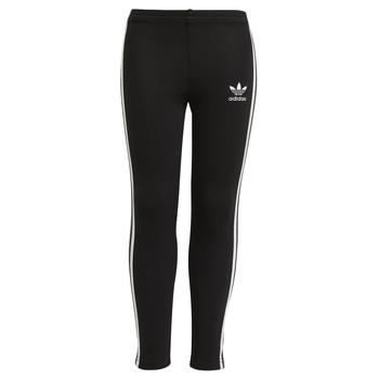 Oblečenie Dievčatá Legíny adidas Originals CHALEIR Čierna