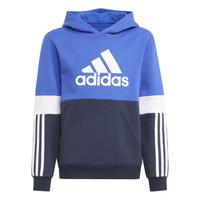 Oblečenie Chlapci Mikiny adidas Performance NADJET Námornícka modrá / Čierna