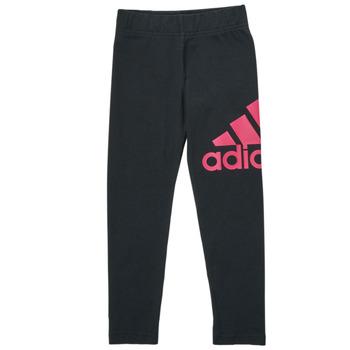 Oblečenie Dievčatá Legíny adidas Performance MARIONA Čierna