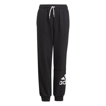 Oblečenie Chlapci Tepláky a vrchné oblečenie adidas Performance DRESSIN Čierna